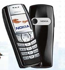 GSM NOKIA 6610I SCHWARZ