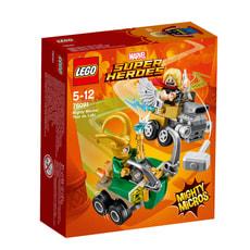 Lego Marvel 76091 Thor Vs. Loki