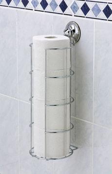 Toilettenpapier-Reserve