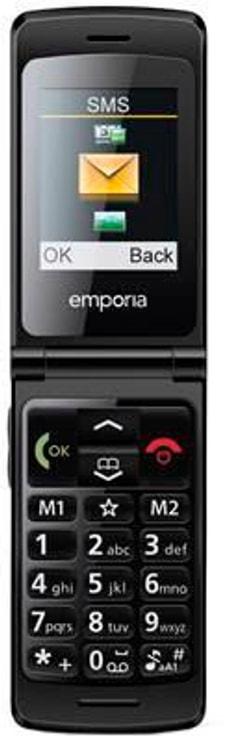 Flipbasic F220 téléphone portable rouge