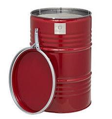 Grill a carbonella BarrelQ