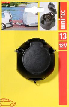 Steckdose 13-polig, 20A, 12V