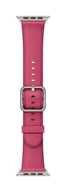 42mm Pink Fuchsia Classic Buckle