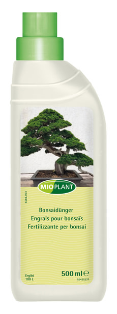 Bonsaidünger, 500 ml