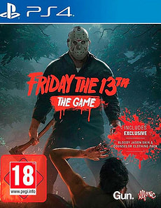 Friday the 13th [PS4] (E/d)