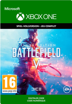 Xbox One - Battlefield V - Deluxe Edition