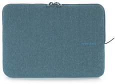 "Second Skin Notebook Tasche 15,6"" - bleu clair"