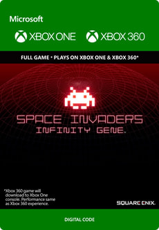 Xbox One - Space Invaders Infinity Gene
