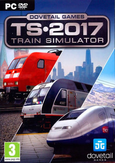 PC - Train Simulator TS 2017