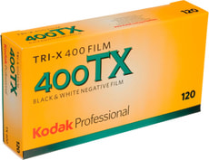Tri-X 400 120 5-Pack