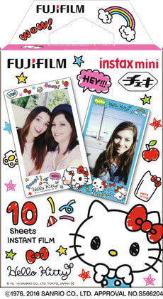 Instax Mini Hello Kitty 1x10