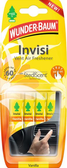 INVISI Vent Air Freshener Vanilla