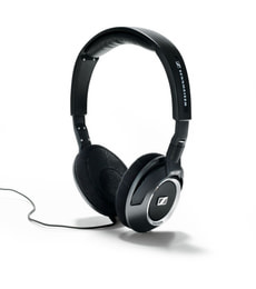 L- Sennheiser HD238 Bügelkopfhörer