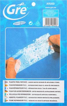 Set de nettoyage piscine pour feuille intérieure