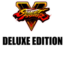 PC - Street Fighter V Deluxe Edition