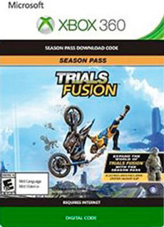 Xbox 360 -Trials Fusion - Season Pass