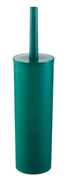 WC-Bürstengarnit emerald grün tra