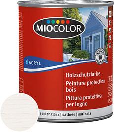 Acryl Holzlasur Kalkweiss 750 ml