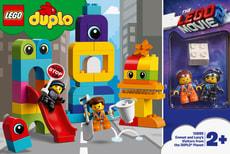 LEGO DUPLO MOVIE 2 10895 Besucher vom Planeten
