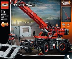 W18 LEGO TECHNIC 42082 KRANWAGEN