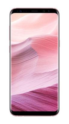 Galaxy S8 64 GB rose pink