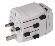 World Adapter Pro+USB