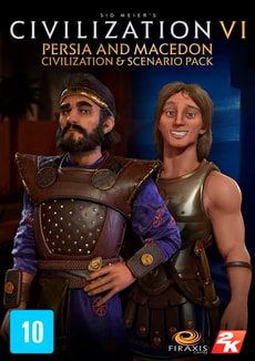 PC - Civilization VI - Persia and edon Civilization & Scenario Pack