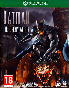 Xbox One - Batman - The Telltale Series: The Evil Within