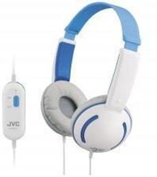 L-JVC HA-KD10-E KIDS BLUE