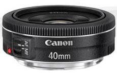 EF 40mm f/2.8 STM Pancake-Objektiv Import