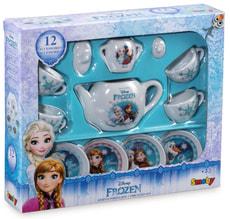 Set de café en porcelaine glacée