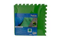 Bodenschutz Platten grün, Set à 9 Stück