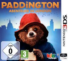 3DS - Paddington Abenteuer in London