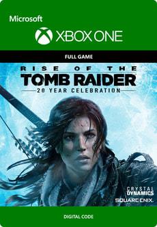 Xbox One - Rise of the Tomb Raider: 20 Year Celebration