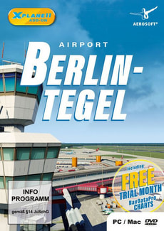 PC - Airport Berlin-Tegel für X-Plane 11 D