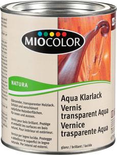 Aqua Klarlack