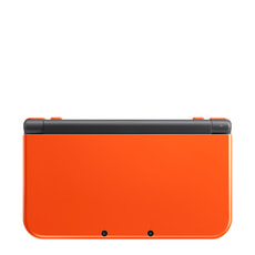 NEW 3DS XL Orange Black