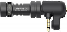 Rode Videomic ME nero