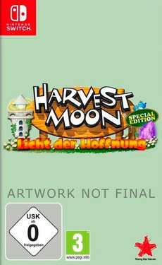 Switch - Harvest Moon: Light of Hope Special Edition (E)