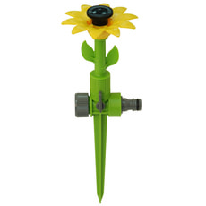 Sprinkler-Blume