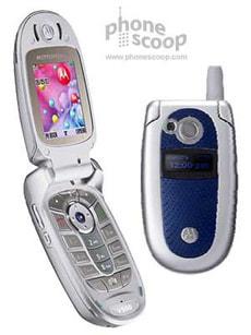 GSM MOTOROLA V500