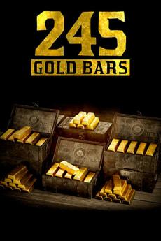 Xbox One - Red Dead Redemption 2 - 245 Goldbarren