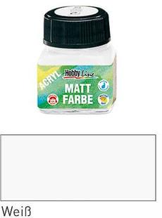 Mattfarbe 20ml
