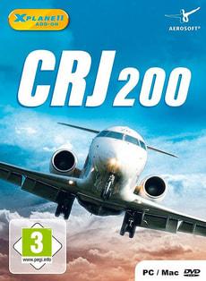 PC -  CRJ-200 für X-PLANE 11  D
