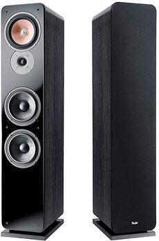 Ultima 40 Mk2 (1 Paar) - Schwarz