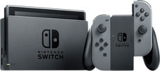Console Switch Gris