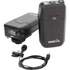 Rode RODELink Microfono Filmmaker Kit senza cavo per telecamere
