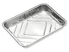 Vaschetta di raccolta in alluminio