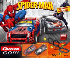 CARRERA GO SPIDERMAN