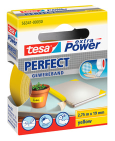 extra Power® Perfect 2.75m:19mm gelb
